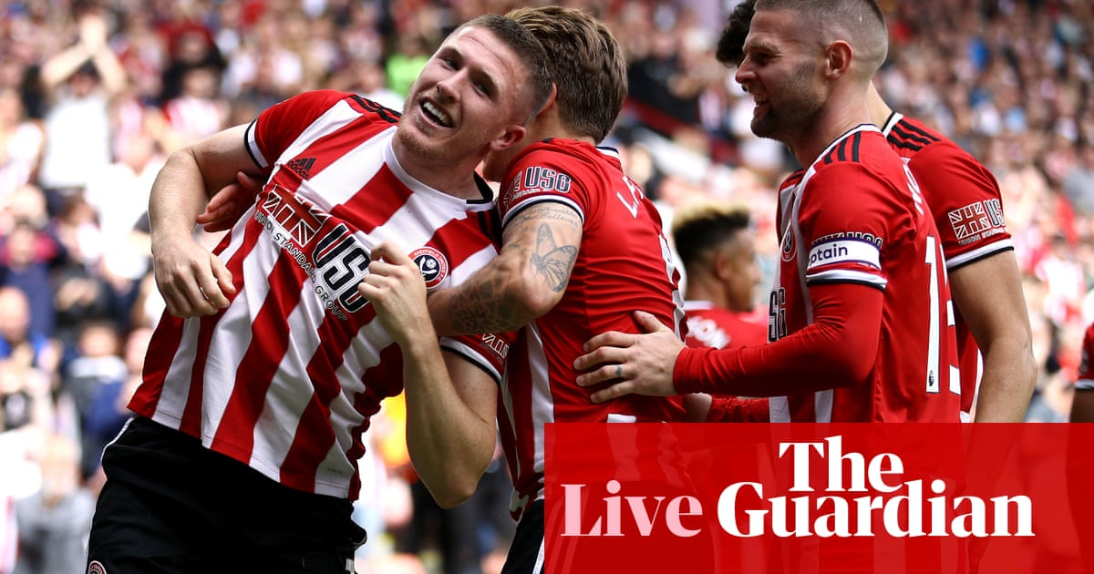 Sheffield United 1-0 Crystal Palace: Premier League – as it happened