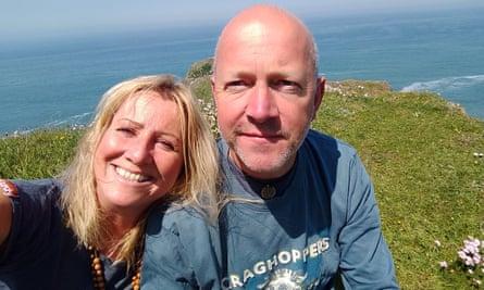 Deborah Williams and Dave Shaw