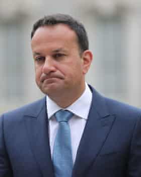 Leo Varadkar, Ireland's deputy prime minister