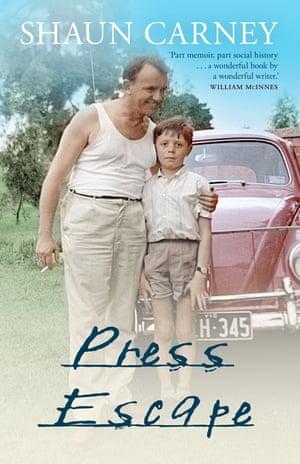 Press Escape by Shaun Carney cover
