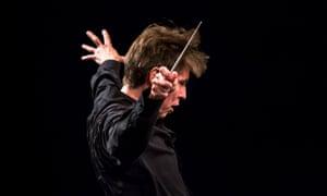 As fine a Stravinsky conductor as our era possesses … Esa-Pekka Salonen