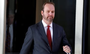 Rick Gates, who pledged to cooperate with special counsel Robert Mueller's Russia investigation, is Donald Trump's former deputy campaign chief.