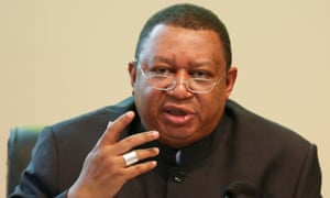 Opec secretary general Mohammed Barkindo