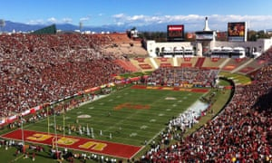 College teams such as USC generate millions of dollars in revenue