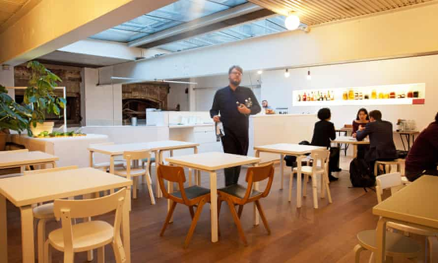 The art of cooking: Rochelle Bar and Canteen at the ICA.