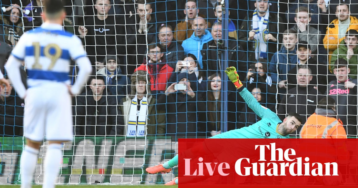 QPR 1-0 Leeds United –as it happened