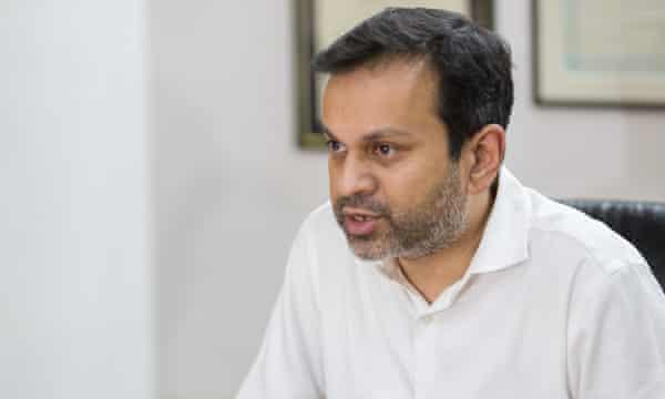 Asif Saleh, executive director of Brac Bangladesh.