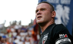 Wayne Rooney has impressed fans in MLS with his effort as well as his skill