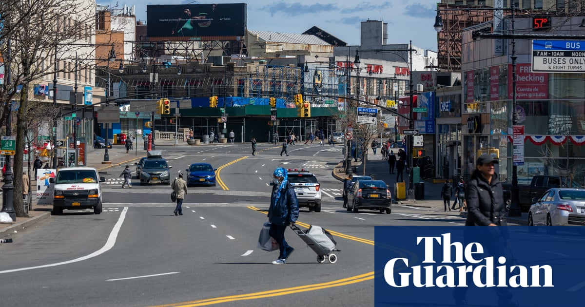 A tale of two New Yorks: pandemic lays bare a city's shocking inequities