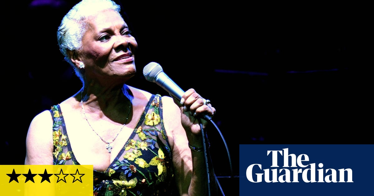Dionne Warwick review – old-school legacy show soars and bores