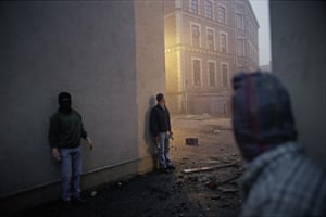 Northern Ireland Derry, North of Ireland, 1996. Reflections on Peace