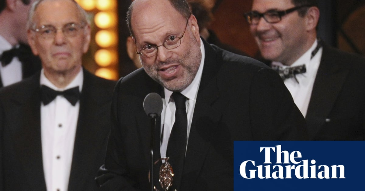 Scott Rudin resigns from Broadway League over alleged abusive behavior