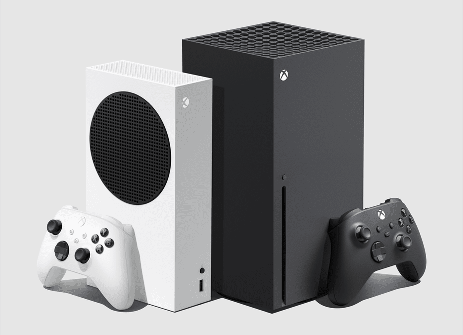 Monolithic … the Box Series X and Series S consoles.