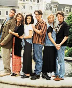 Friends was influential, too, but not in the same way.