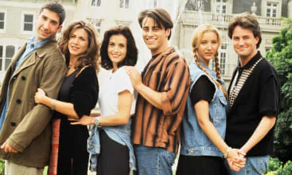 The fashion style of the Friends cast is back in vogue, almost 25 years after the last episode was aired.