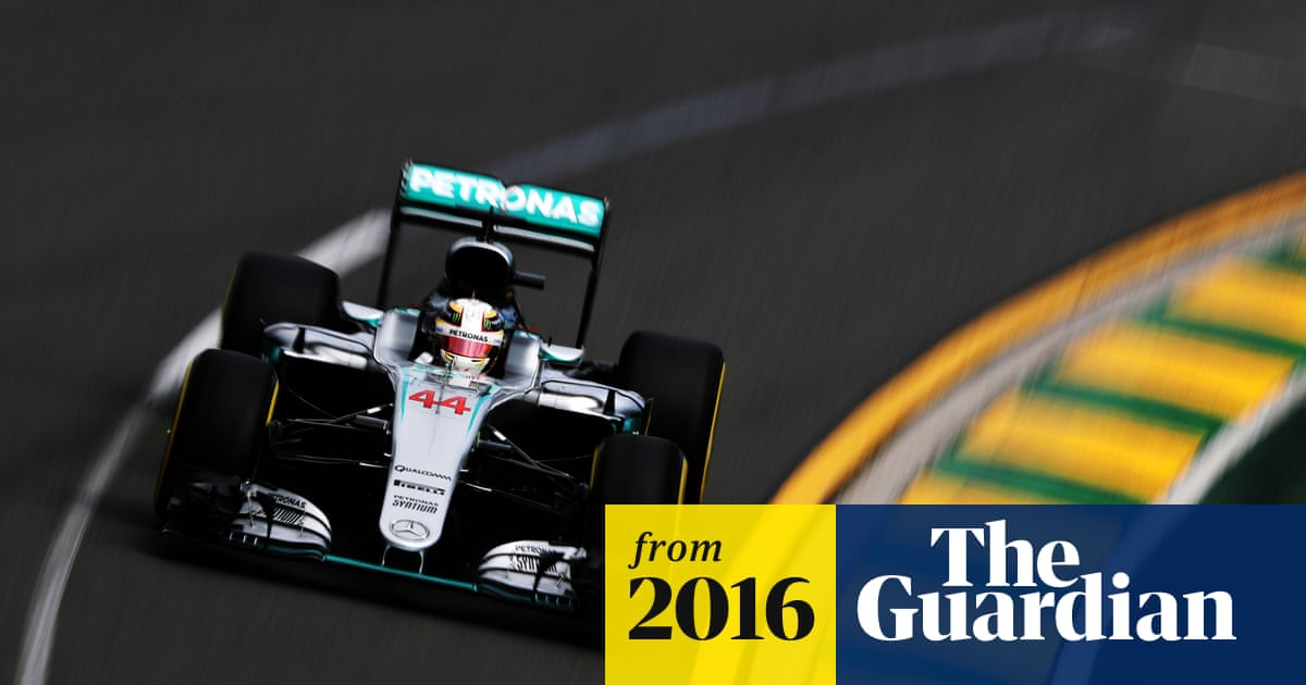 F1 Qualifying Universally Condemned As Lewis Hamilton Grabs Melbourne Pole Formula One The Guardian
