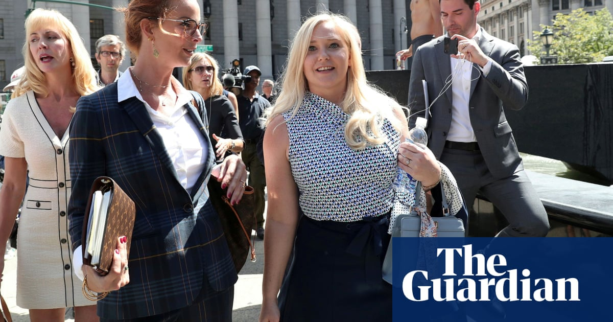 UK police reportedly speak to Prince Andrew accuser Virginia Giuffre