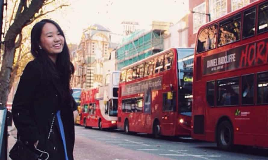 Vivian Chan Wing-yan was studying at BPP school of law.