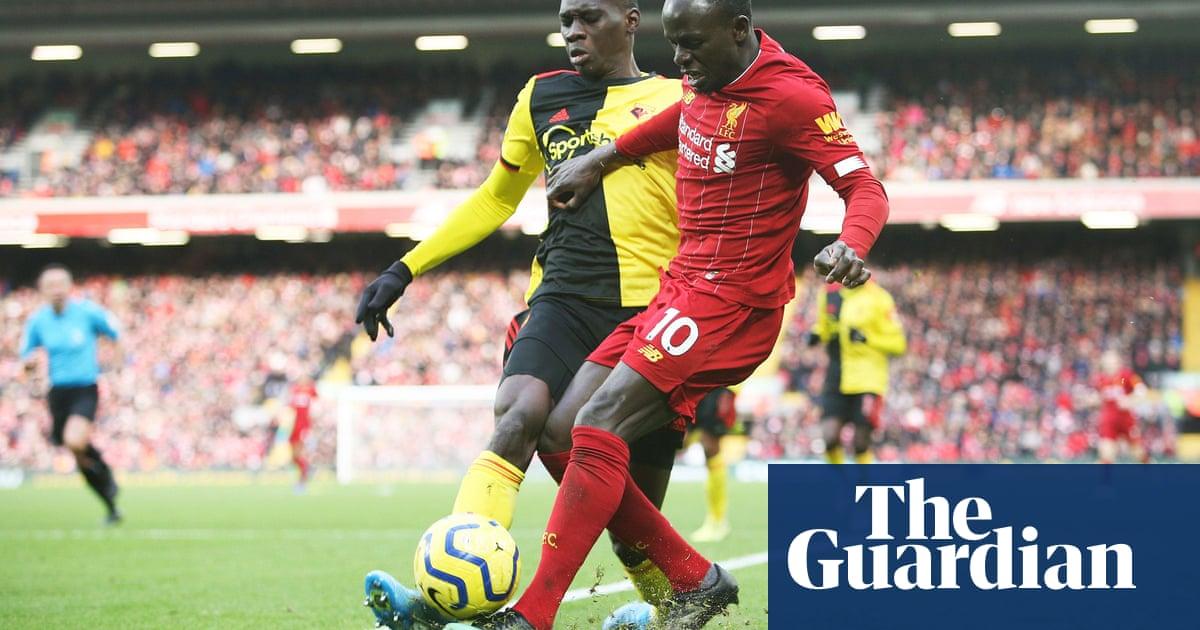 Ismaïla Sarr aims to follow path of his Senegal 'brother' Sadio Mané   Ed Aarons