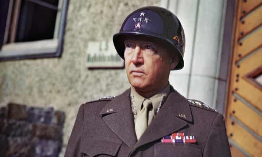 General George Patton, January 1943