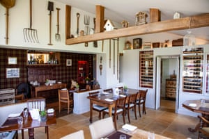 The Feathered Nest, Cotswolds: 'The produce is exemplary, the flavours paramount.'