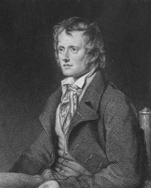 English 'nature' poet John Clare (1793-1864), who spent much of his life destitute, and died in Northampton General Asylum.