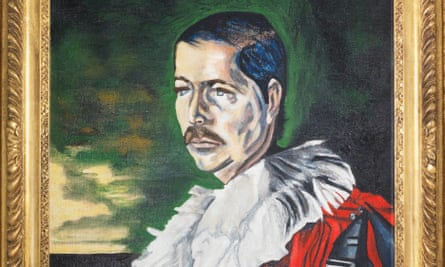 The portrait of Lord Lucan for sale at Bonhams