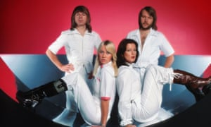 'A sense of boundless possibility' ... Abba in 1976.