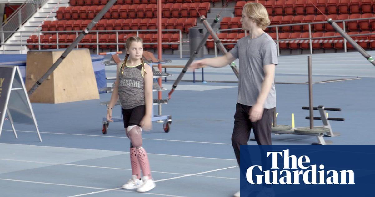 Tonight's TV: Champion sprinter Jonnie Peacock mentors young Paralympic hopefuls