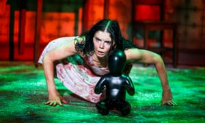 Natalia Osipova in The Mother by Arthur Pita.