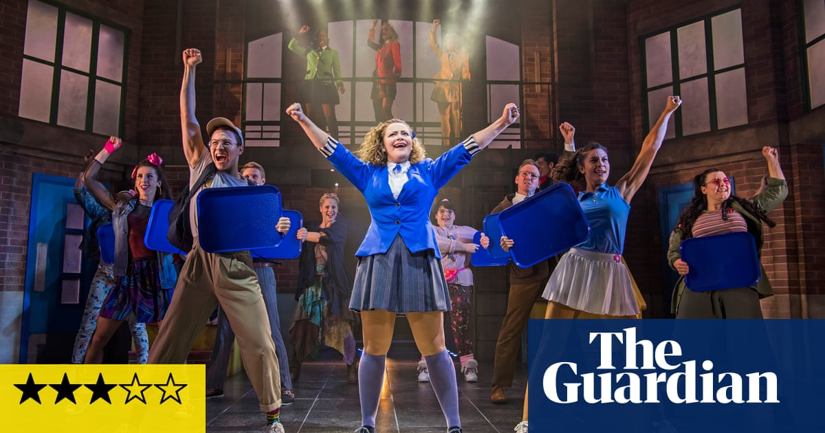 Heathers the Musical review – teenagers safely on the rampage