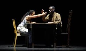 Family Honour by Kwame Asafo-Adjei at Danse Élargie: Dance Expanded, Sadler's Wells, London