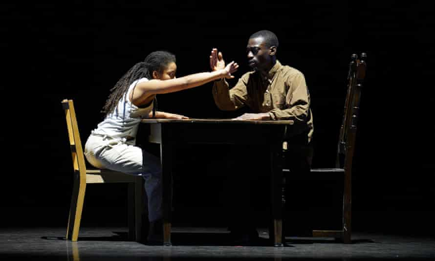 Family Honour by Kwame Asafo-Adjei at Danse Élargie: Dance Expanded, Sadler's Wells, London