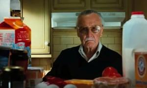 Stan Lee movie cameos - The Incredible Hulk