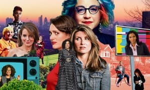 stealing the show how women are revolutionising television