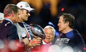 Image result for tom brady bill belichick robert kraft