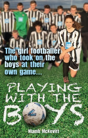 Playing With The Boys by Niamh McKevitt'
