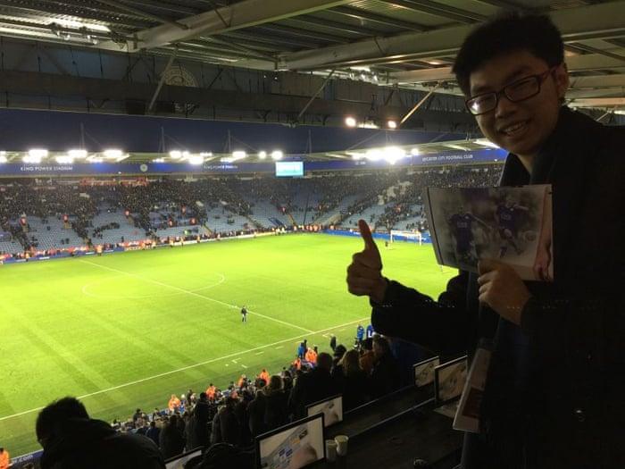 Leicester City Fans Celebrate Fairytale Premier League Win As
