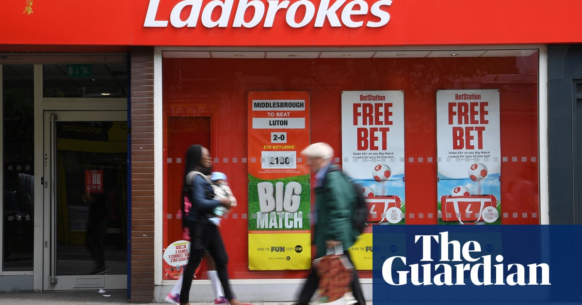 US firm DraftKings abandons takeover bid for Ladbrokes owner Entain