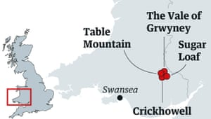 TRAVEL Wales fell running