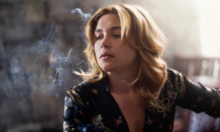 Florence Pugh in The Little Drummer Girl.