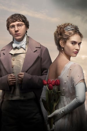 'The new War and Peace, with its posh women in bonnets, aptly echoes Pride and Prejudice'