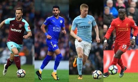 Premier League health check: the overachievers and underperformers | Paul Wilson
