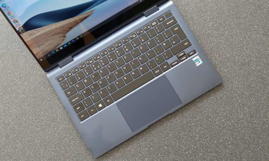 Samsung Galaxy Book Pro 360 review
