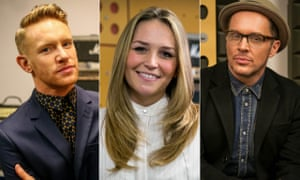 Karl William Lund, Bianca and Matthew James are among this year's contenders.