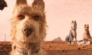 Isle of Dogs, Wes Anderson's cartoon