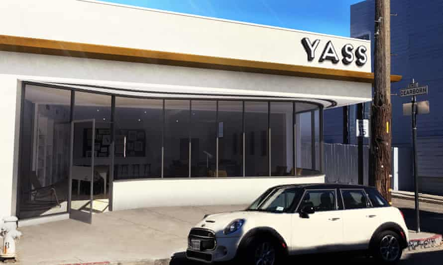 A rendering of Yass.