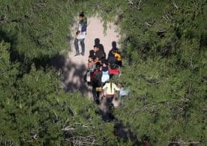 Undocumented immigrant families