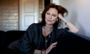'I never planned on going to America': Jacqueline Bisset in New York.