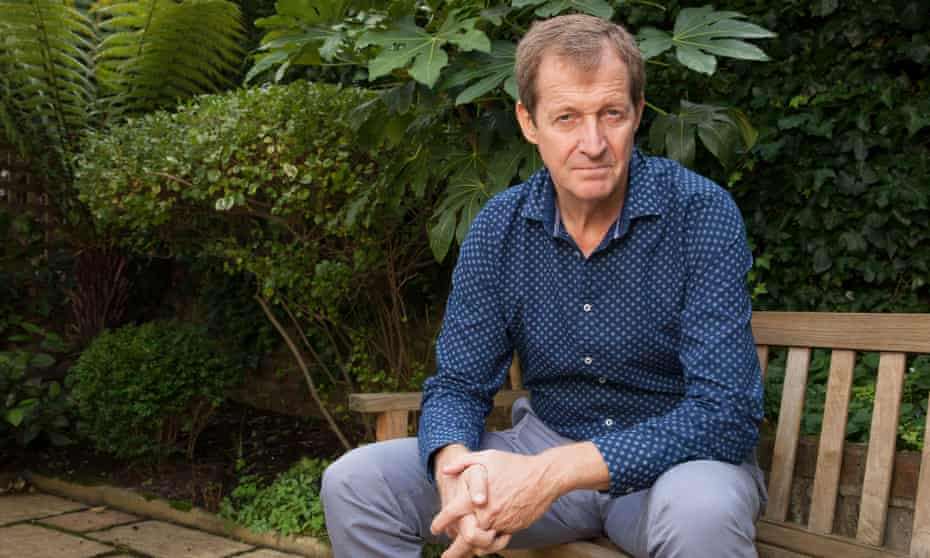 Alastair Campbell … by the end, he says, his partner could not bear to be in the same room as Blair.